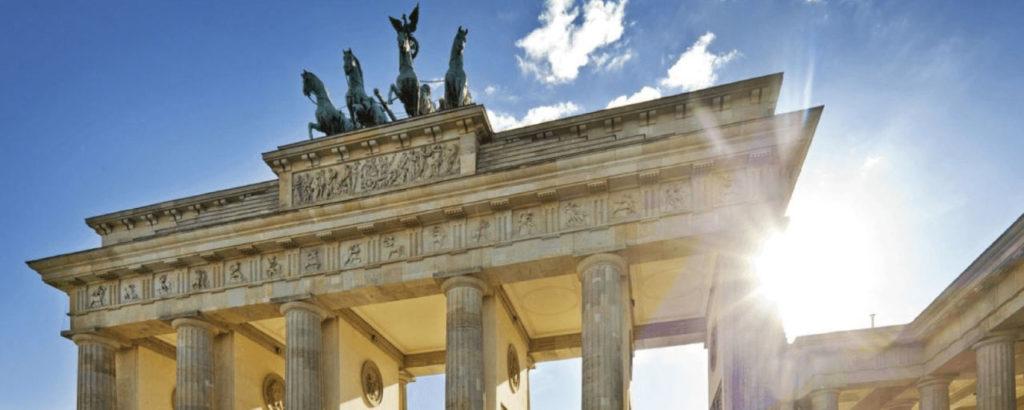 La von Humboldt de viaje de estudios en Alemania