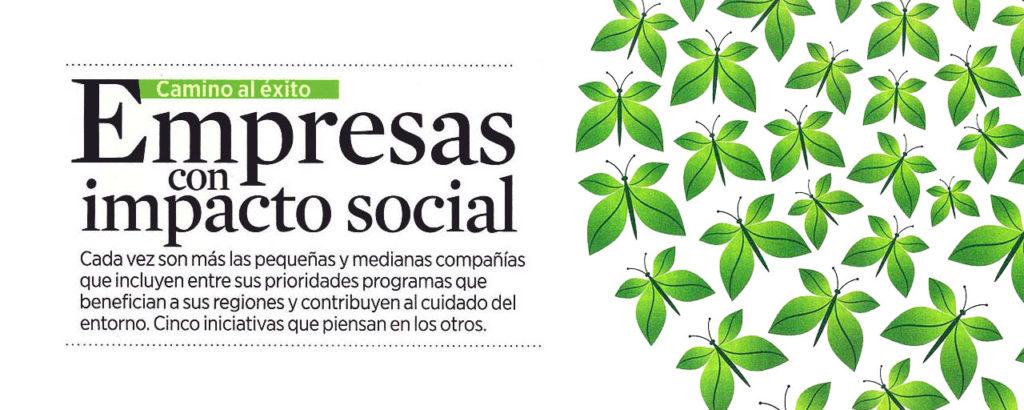 Empresas con impacto social
